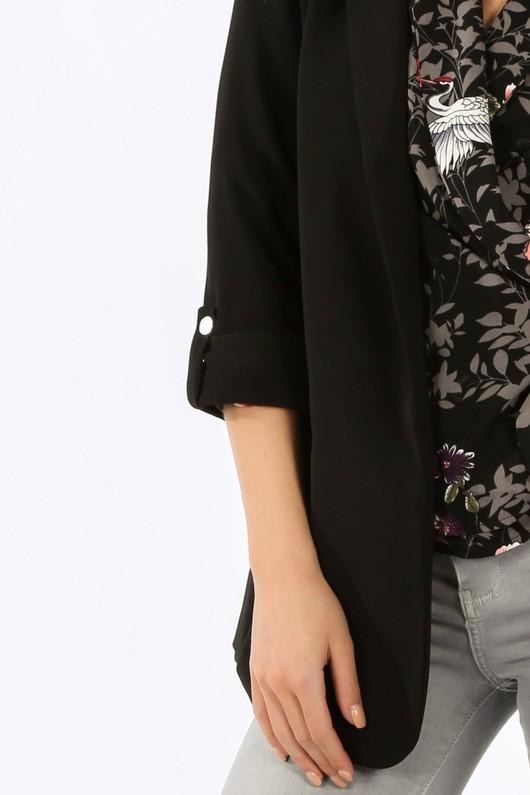 e/786/V7828-_Tailored_Blazer_With_Roll_Sleeve_In_Black-3__90850.jpg