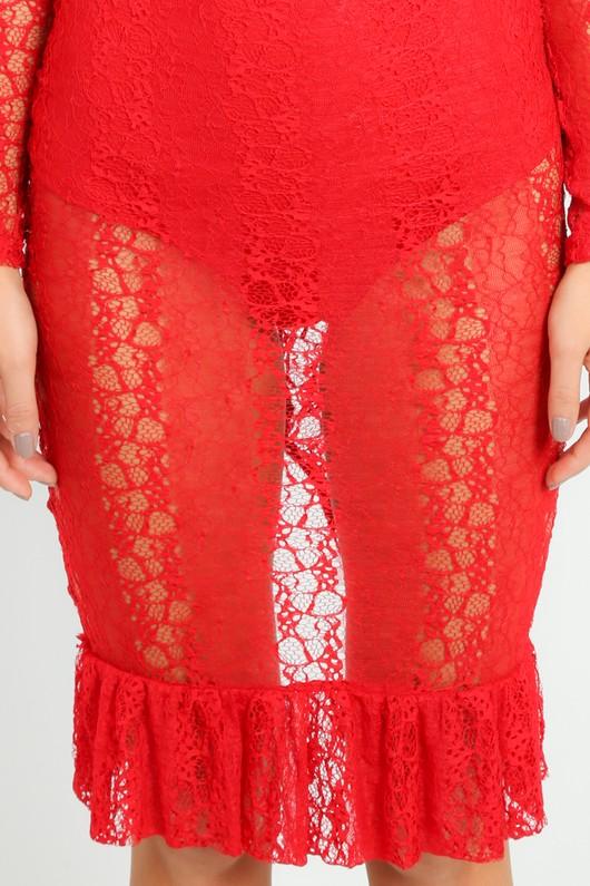 f/109/W1372-_Sheer_Lace_Dress_In_Red-2__54374.jpg