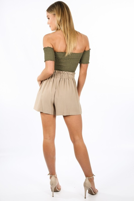 g/560/W1476-_Paper_Bag_Shorts_In_Taupe-4__96252.jpg
