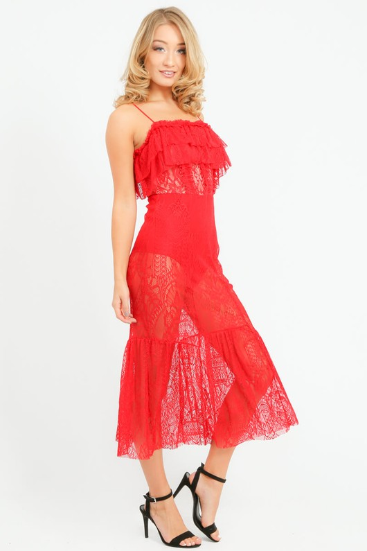 e/255/W1526-_Lace_Frill_Dress_In_Red-3__49648.jpg