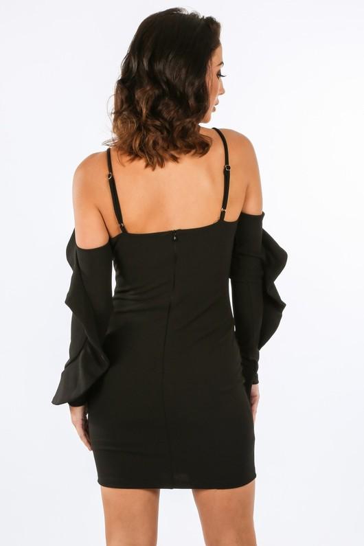 v/147/W1611-_Long_Sleeve_Cold_Shoulder_Frill_Dress_In_Black-3__89738.jpg