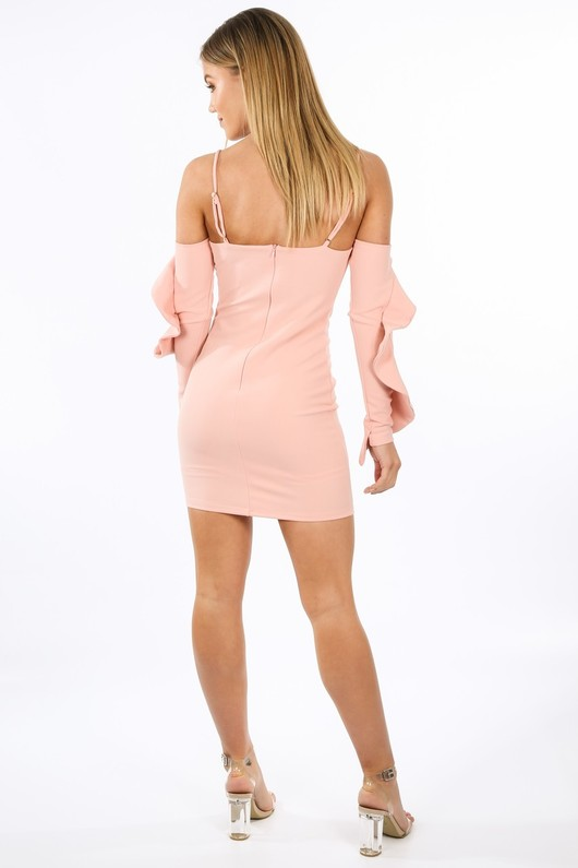 w/815/W1611-_Long_Sleeve_Cold_Shoulder_Frill_Dress_In_Pink-3__37689.jpg