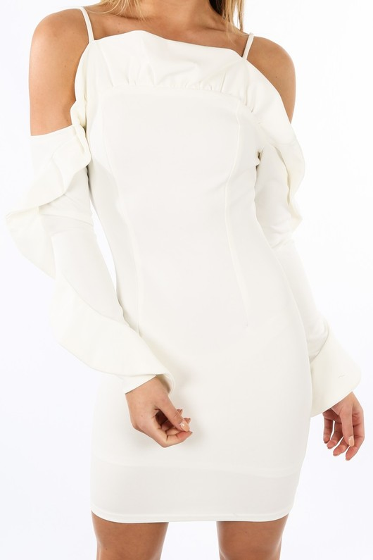 b/501/W1611-_Long_Sleeve_Cold_Shoulder_Frill_Dress_In_White-5__39856.jpg