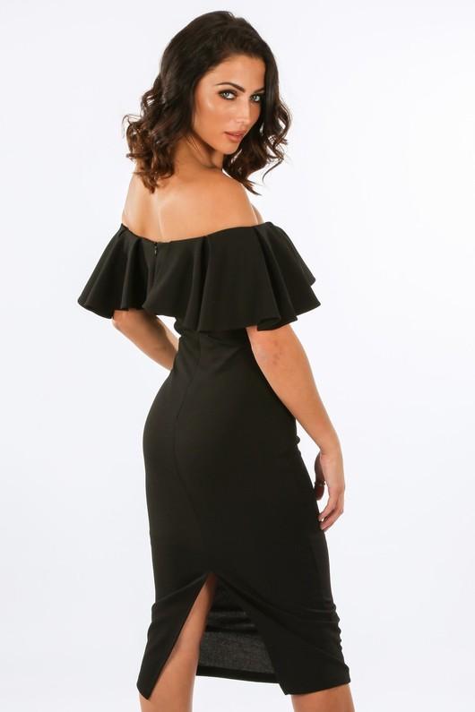 i/759/W1627-_Frill_Bardot_Midi_Dress_In_Black-4__71917.jpg