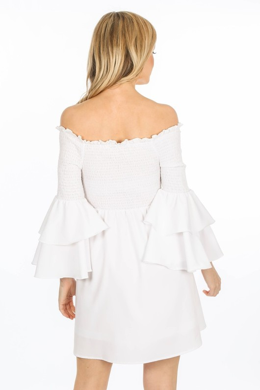 f/639/W1635-_Off_Shoulder_Elasticated_Frill_Sleeve_Dress_In_White-5__06209.jpg