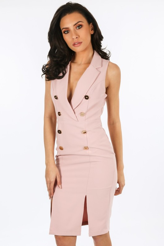 w/468/W1670-_Sleeveless_Tuxedo_Midi_Dress_In_Pink-2__54696.jpg