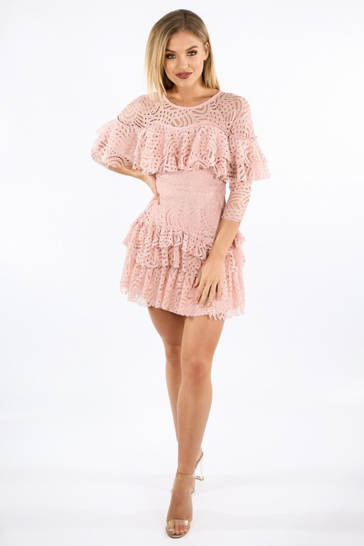 g/674/W2411-_Long_Sleeve_Lace_Tiered_Dress_In_Pink__88145.jpg