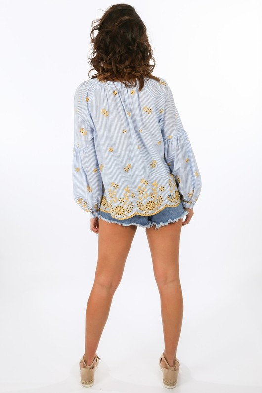 d/297/W2412-_Striped_Blue_Blouse_With_Yellow_Embroidery-3__81775.jpg