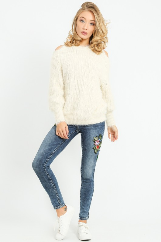 a/275/W5203-_Cold_Shoulder_Fluffy_Jumper_In_Cream__89141.jpg