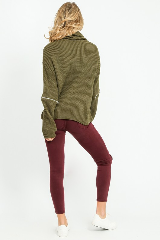 l/110/W5207-_Zip_Knitwear_In_Khaki-6__33736.jpg