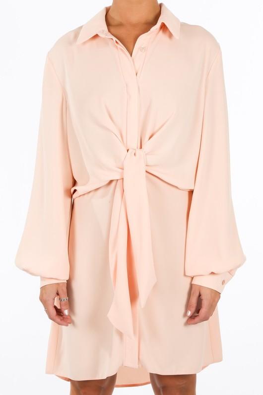 r/129/gcd2076-_Tie_Front_Chiffon_Shirt_Dress_In_Pink-5__16937.jpg