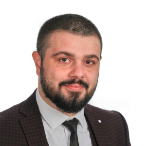 Picture of Lucio Marabese, part of the The Ombudsman Team