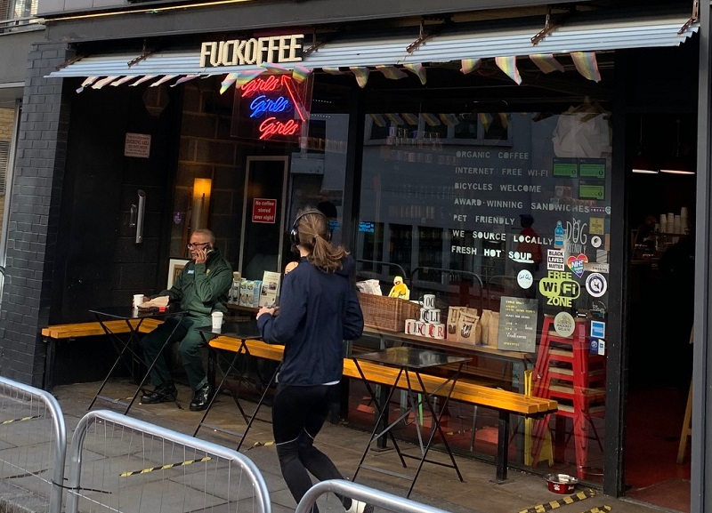 F-offee on Bermondsey Street