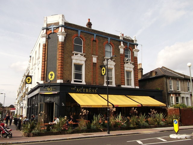 The Actress, Public House, East Dulwich
