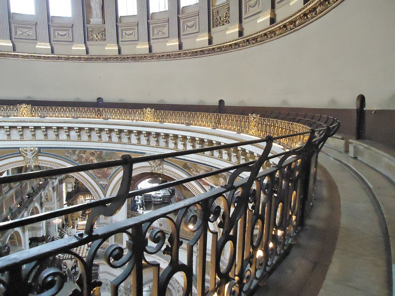 The Whispering Gallery in St Paul