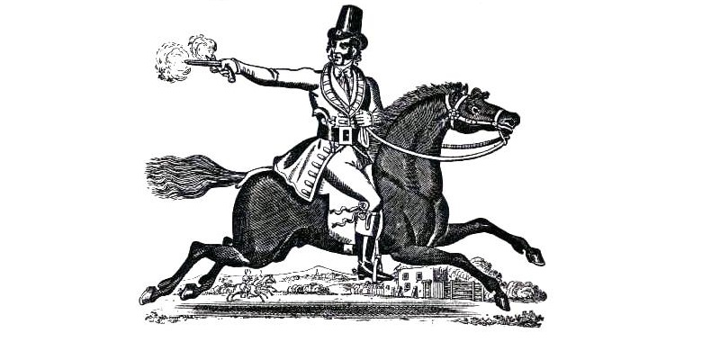 Dick Turpin the Highwayman