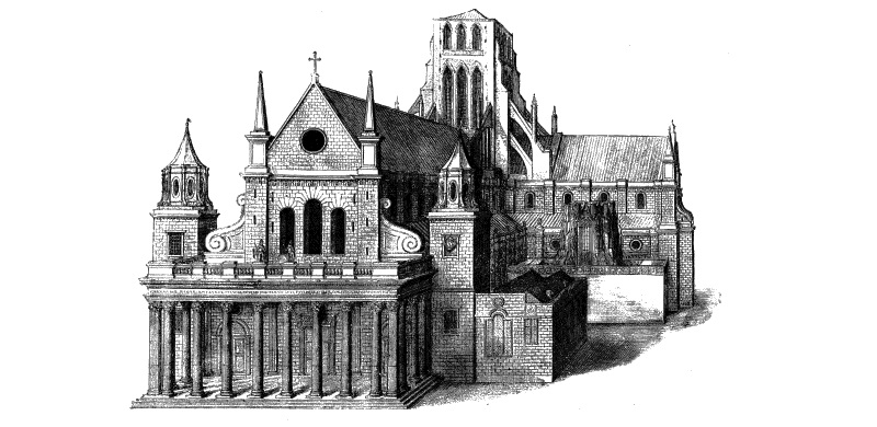 St Pauls Cathedral pre 1666