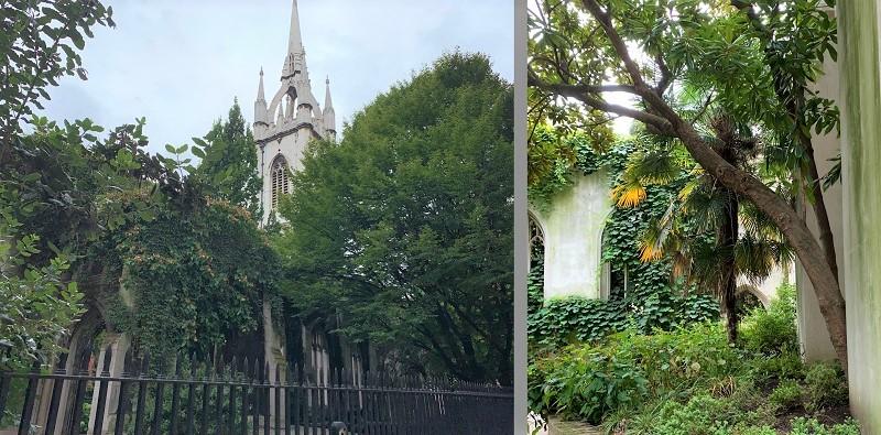 St Dunstans Garden