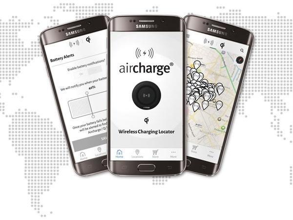 Air Charge logo