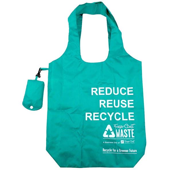 Lightweight foldable shopping bag