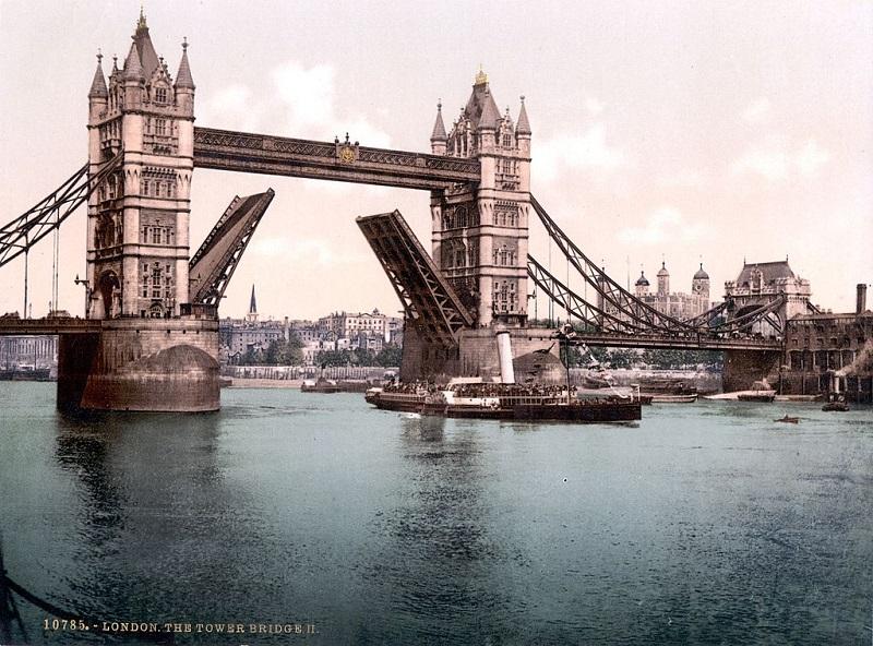 Tower Bridge c1900