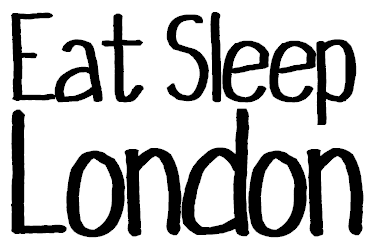 Eat Sleep London logo