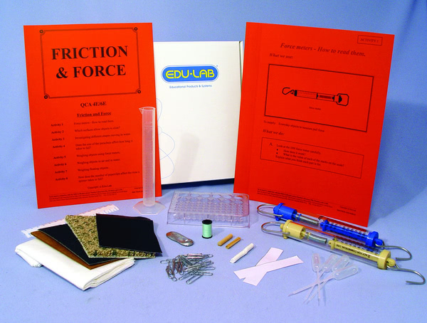 Mini Science Kit - Friction and Force