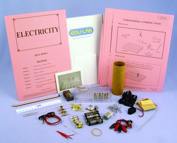Mini Science Kit - Electricity