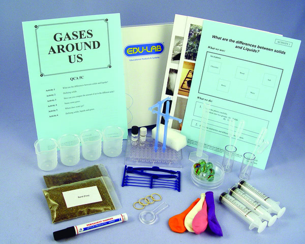 Mini Science Kit - Gases Around Us