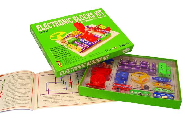 Electronic Blocks Kit