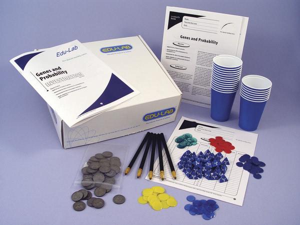 Genes & Probability Lab