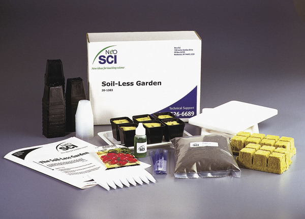Soil-Less Garden Lab Investigation