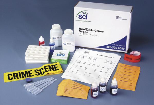 Crime Scene Investigation - Edulab