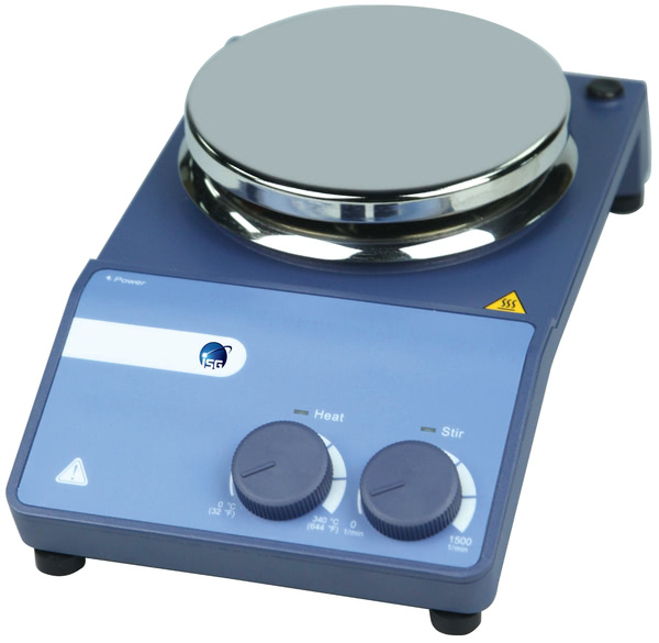 Hotplate & Magnetic Stirrer (European) - ISG