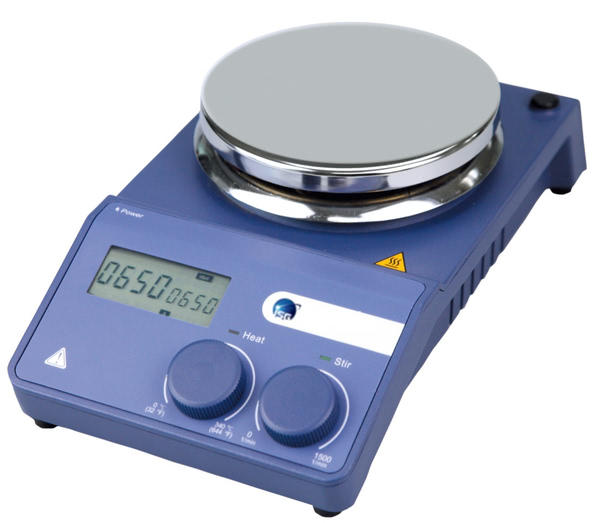Hotplate & Magnetic Stirrer Pro (European) - ISG
