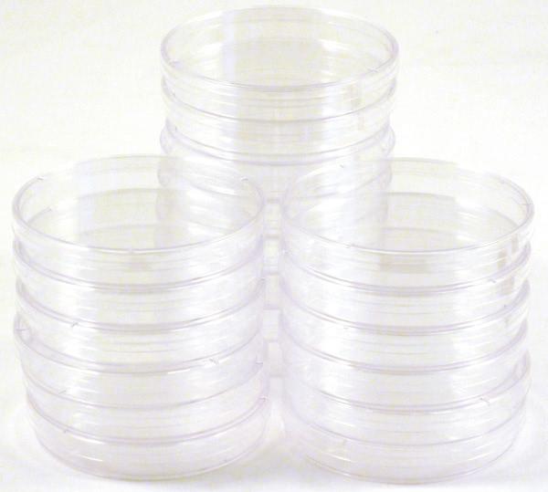 Petri dish, Sterile 90mm, Triple Vent (Pk 500)
