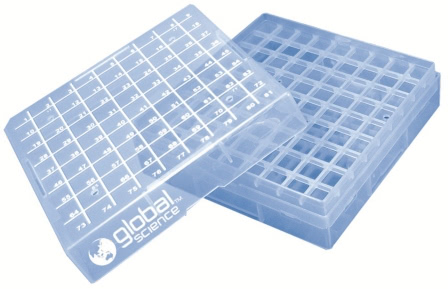 Cryogenic Storage Boxes, 81 Place ISG (Pk 5)