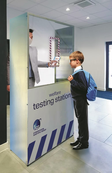 Welfare Testing Station