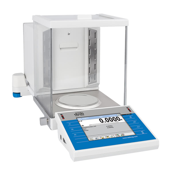 Radwag XA 220.4Y.A PLUS Analytical Balance
