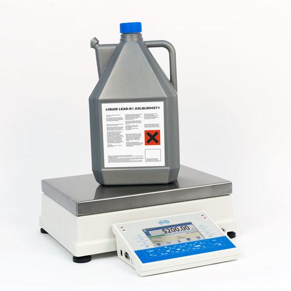 Radwag PM 50.C32 Precision Balance, 50kg x 0.1g