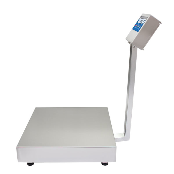 Radwag WPT 60/HR3 Waterproof Scale With Stainless Steel Load Cell, 60kg x 20g