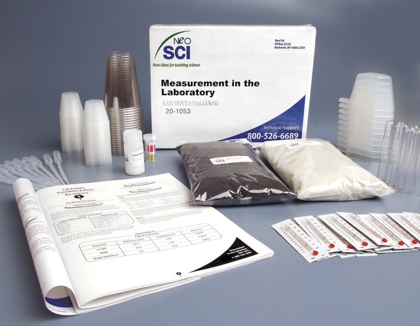 Measurement in the Laboratory Lab
