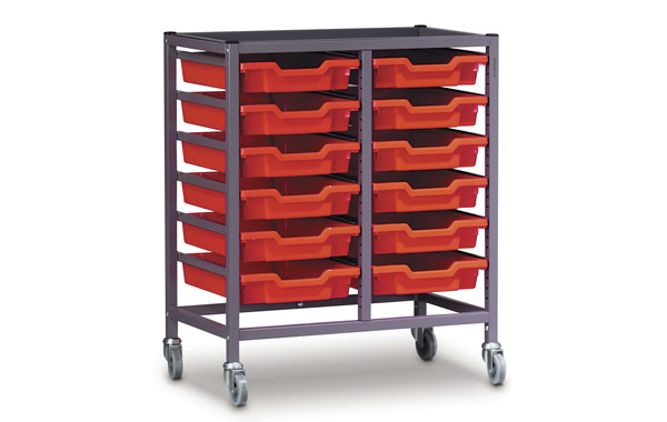 Trolley for Gratnell Trays