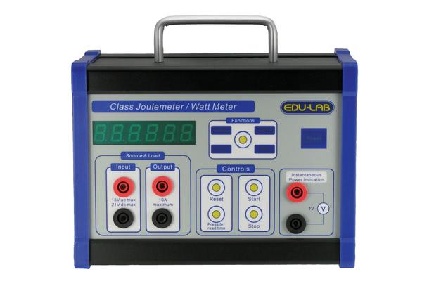 Joulemeter / Wattmeter