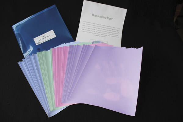 Heat Sensitive Paper (Pk 40) - EDULAB