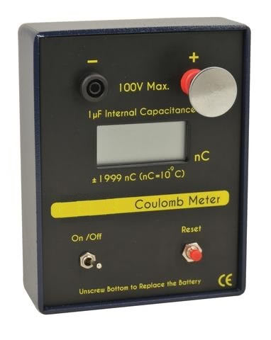 Digital Coulomb Meter