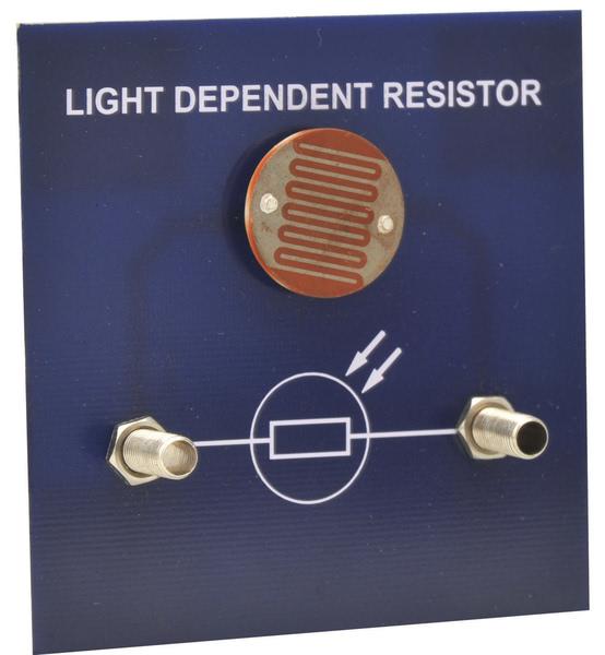 Simple Circuit Module Light Dependent Resistor Board