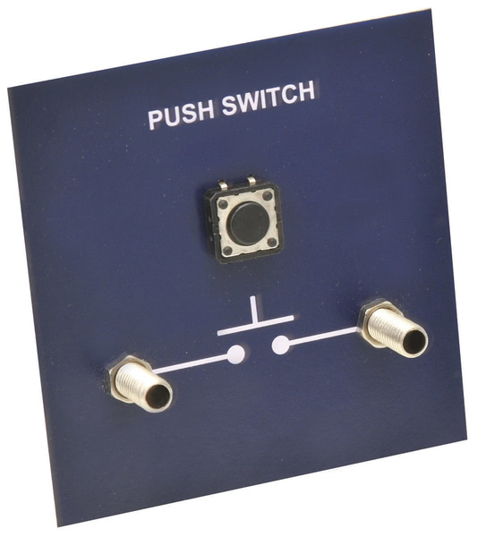 Simple Circuit Module Push Switch