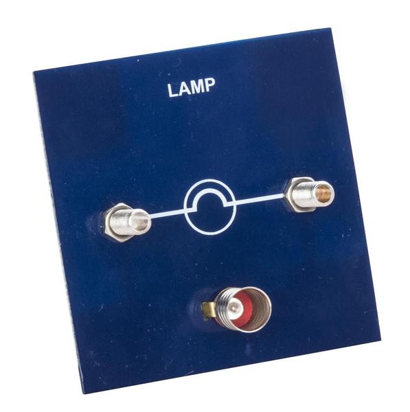 Simple Circuit Module Lamp Holder