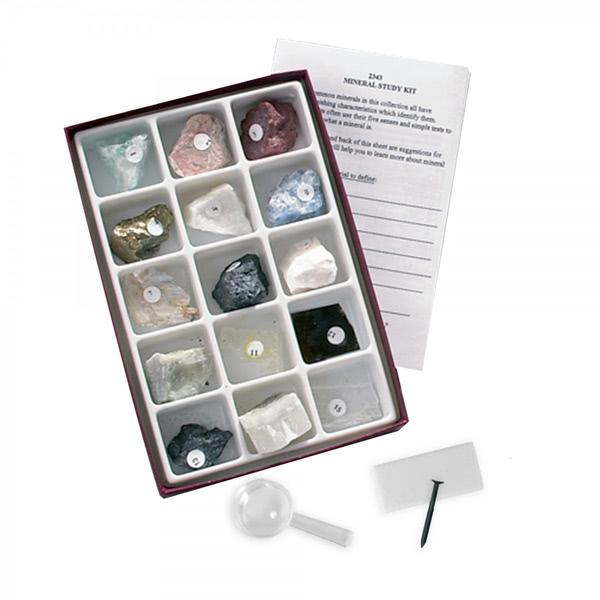 Mineral Study Kit
